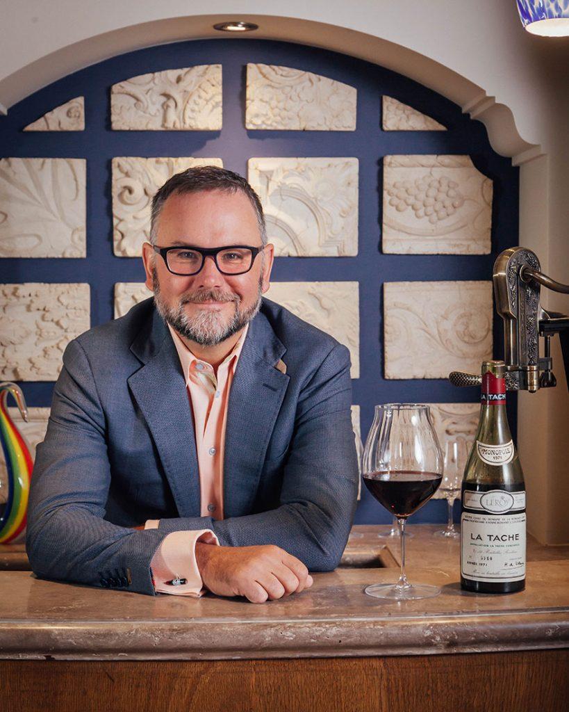 Warren Porter President of Iron Gate Wine