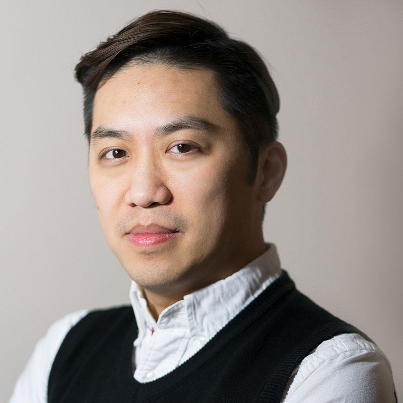 Billy Liu, CTO of ISDOP